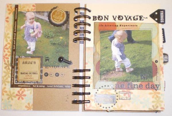7Gypsies - 5x7 Naked Album - Sample